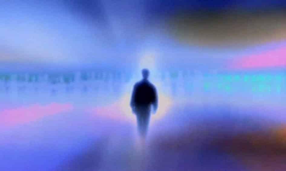 image de fin du film ghost