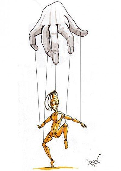 manipulation hypnotique de masse
