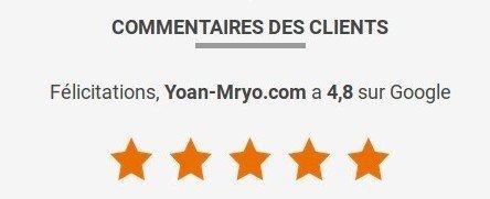 Commentaires et avis google en hypnose en ligne